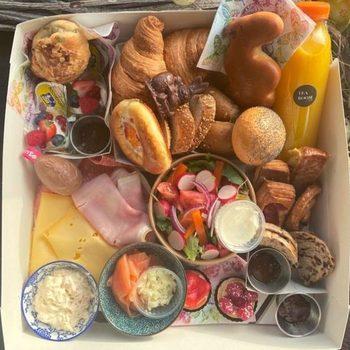 Verwen ontbijt